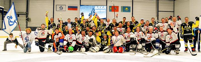 Барнаульская Любительская Хоккейная Лига