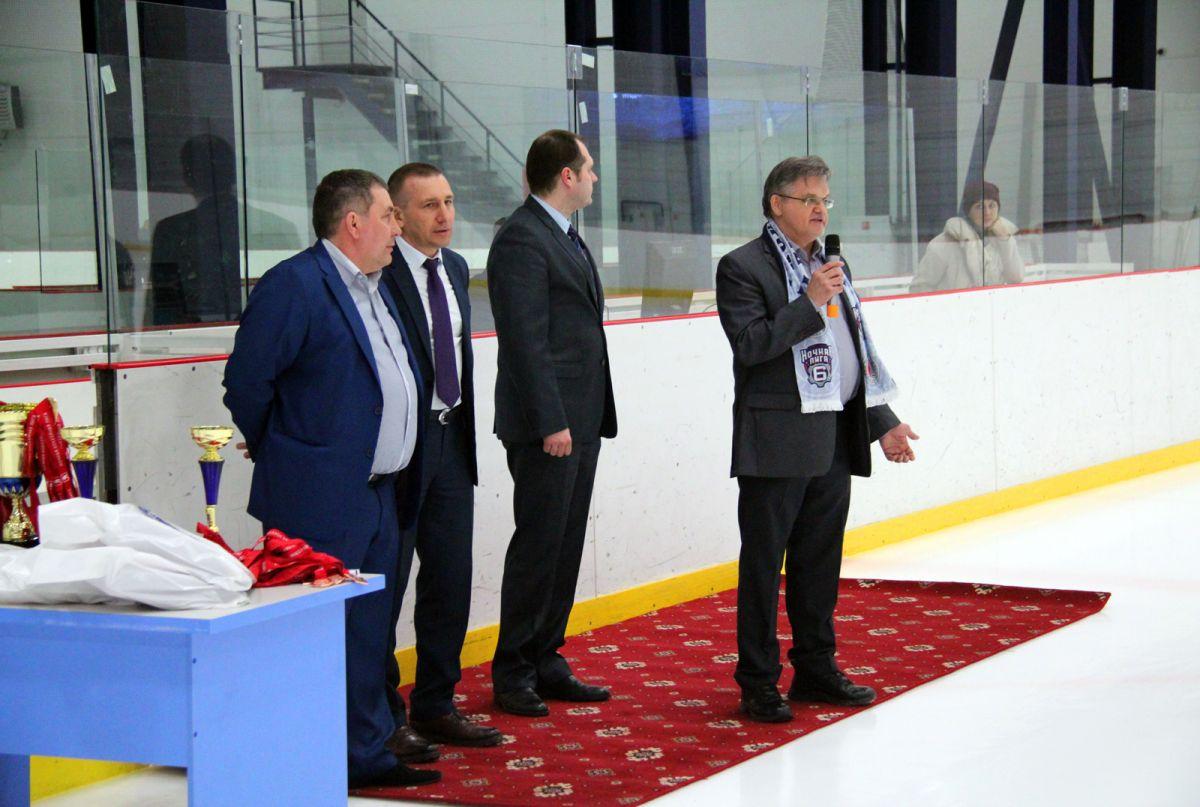 Начальник спортивного отдела Ночной хоккейной лиги Владимир Карпов об организации турниров в Алтайском крае: «В этом году соревнования стали лучше»