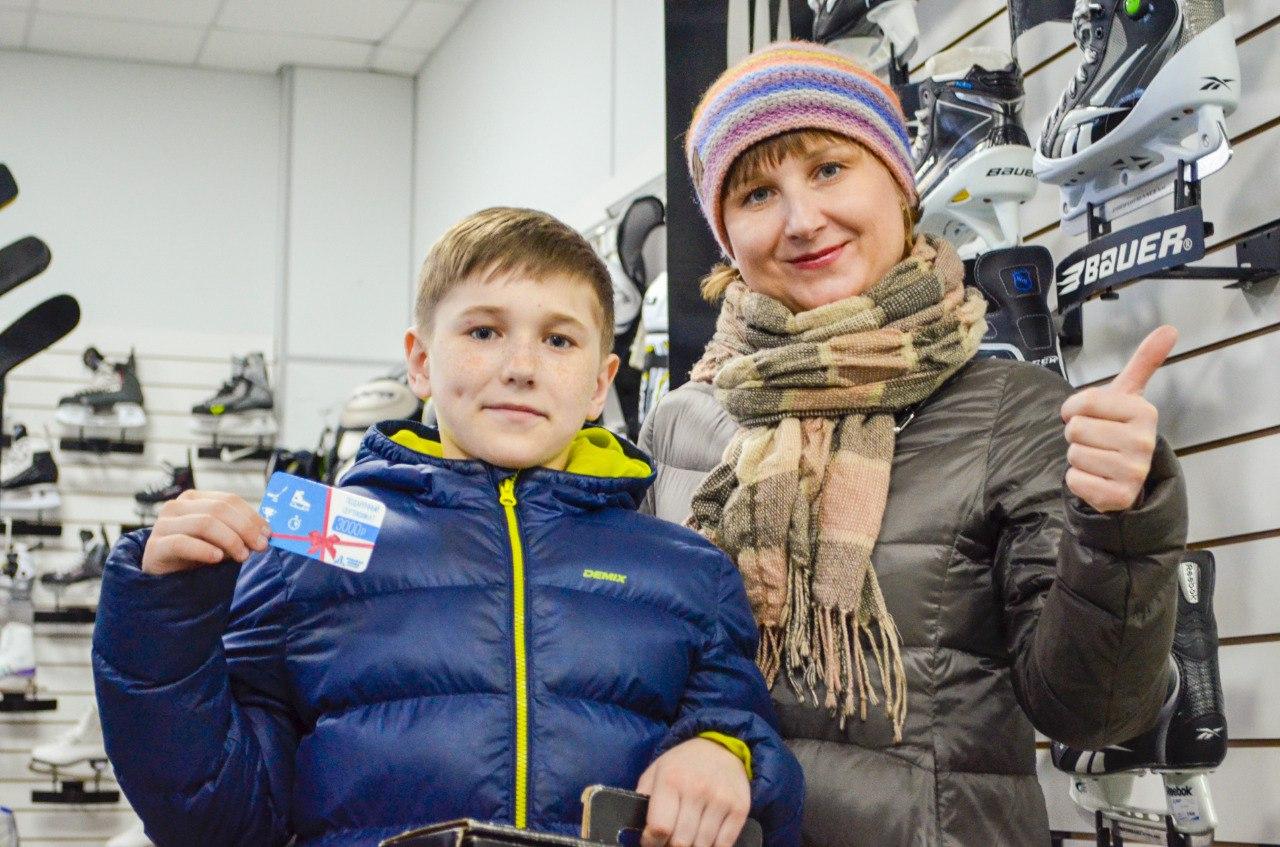 магазин спортивных товаров Динамо Барнаул