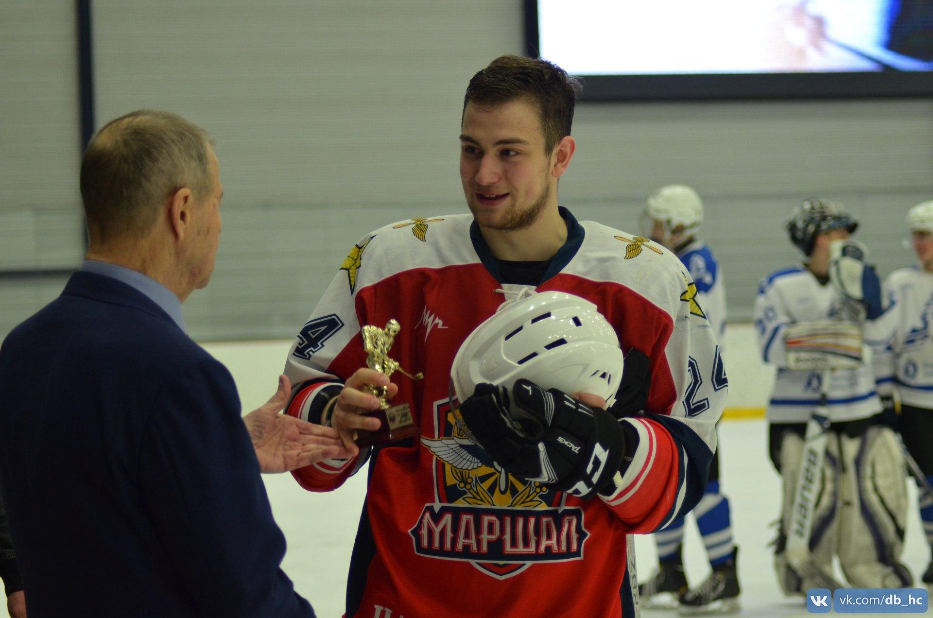 Лучший нападающий: Денис Донской (Маршал г. Новосибирск)