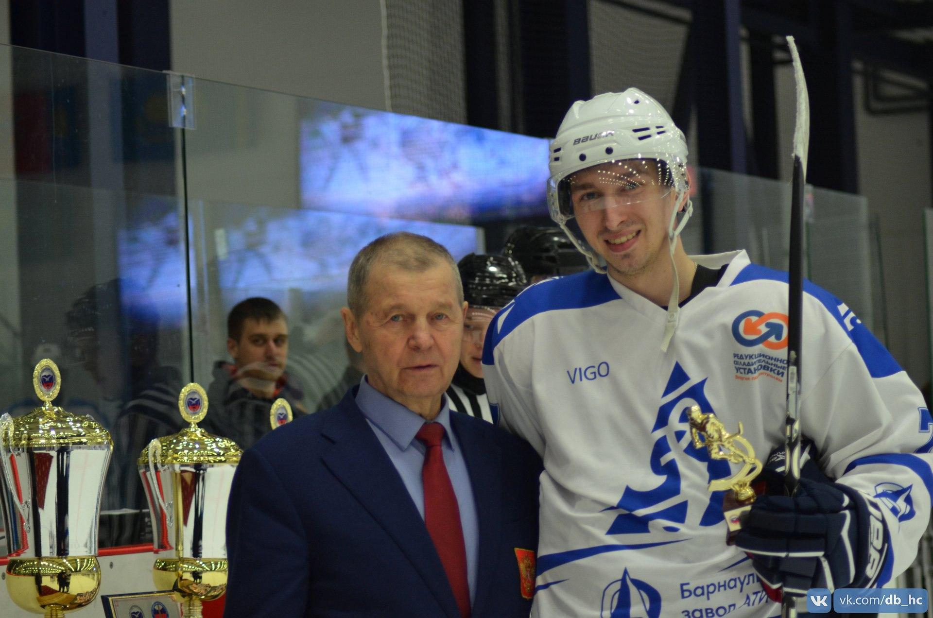 Лучший бомбардир: Максим Чирков (Динамо г. Барнаул)